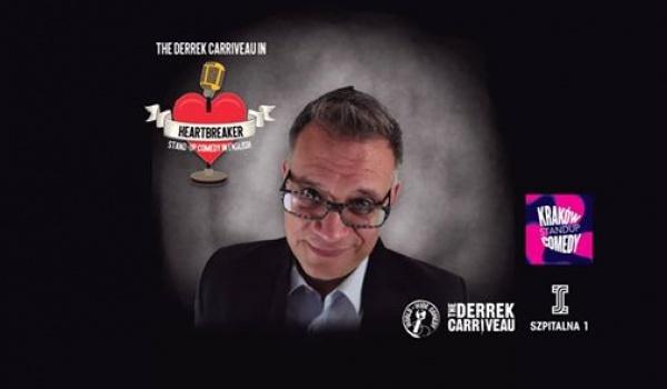 Going. | Standup Comedy in English - Headliner Show - Derrek Carriveau - Szpitalna 1