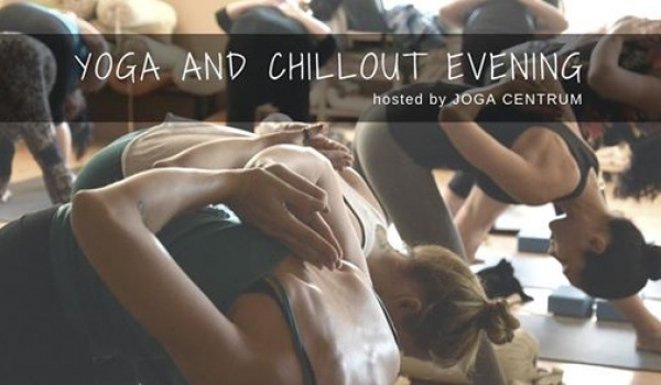Going. | Yoga & chillout evening + Chillsphere afterparty | Joga Centrum - Szpitalna 1