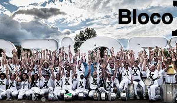 Going. | Bloco X - europejski zlot sambistów - Klub RE