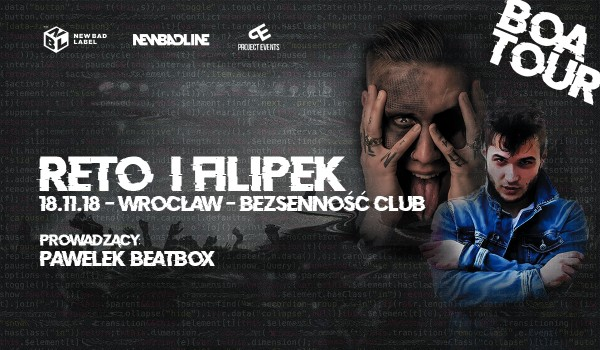 Going. | ReTo x Filipek / Wrocław / Bezsenność Club - Bezsennosc Insomnia Club