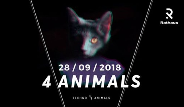 Going. | 4 Animals - Rathaus - Rathaus