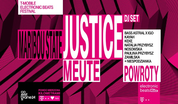 Going. | T-Mobile Electronic Beats Festival - Nowy Teatr