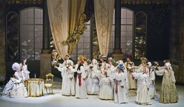 Wesele Figara Opera Wolfganga A Mozarta Bilety Do Teatru