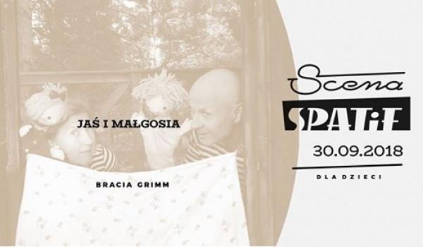 Going. | Jaś i Małgosia / spektakl dla dzieci - Klub SPATiF