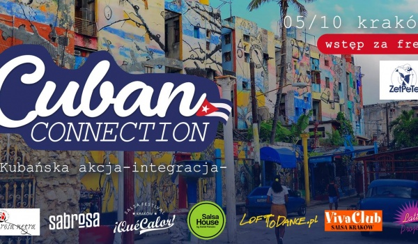 Going. | Cuban <Cracow> Connection! - Zet Pe Te