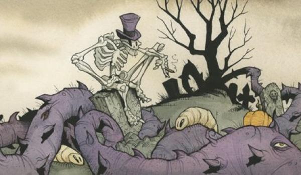 Going.   Halloween X Protokultura - Protokultura - Klub Sztuki Alternatywnej