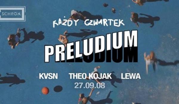 Going. | Preludium #14 - KVSN, Lewa, Theo Kojak - Schron