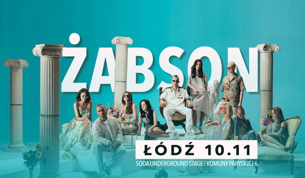 Going. | ŻABSON W ŁODZI | Koncert premierowy - SODA Underground Stage