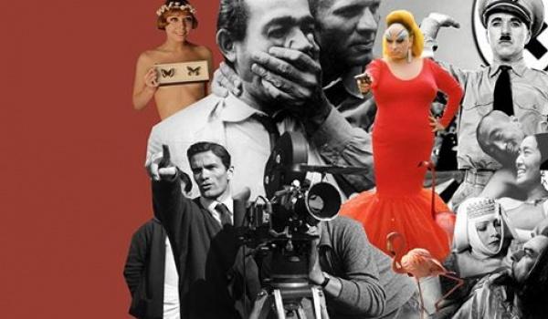 Going. | Zakazuje się. Cenzura w kinie - Świetlica Nowego Teatru