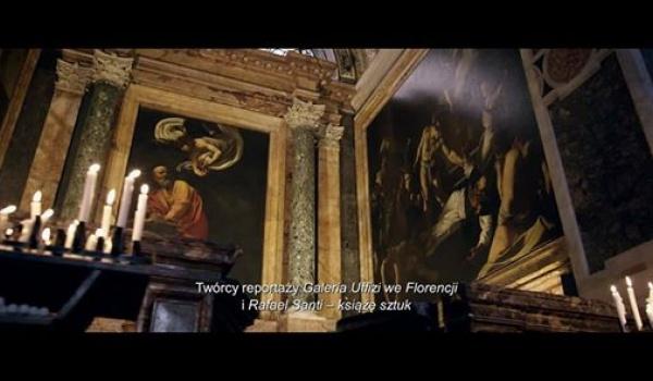 Going. | Caravaggio - dusza i krew | film z serii ART BEATS - Kino Muranów