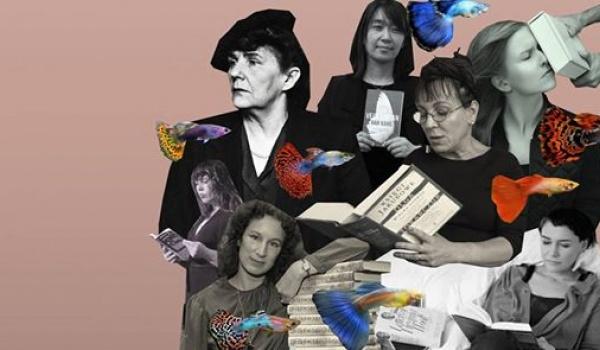 Going. | Zloty i odloty czytelników książek - Świetlica Nowego Teatru