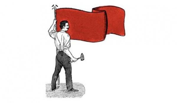 Going. | Kolor czerwony. Czym był komunizm? - wykład i dyskusja - Goethe-Institut Warschau