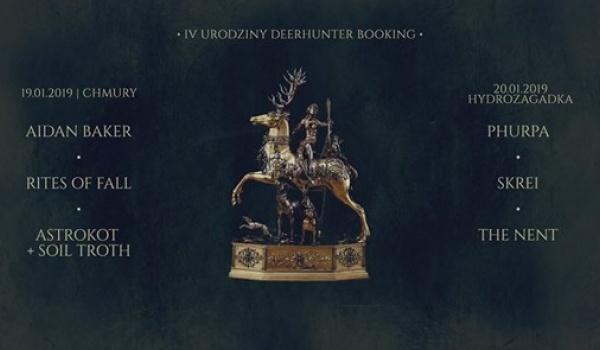 Going. | IV urodziny Deerhunter Booking: Aidan Baker/ Phurpa + more - Klubokawiarnia Chmury