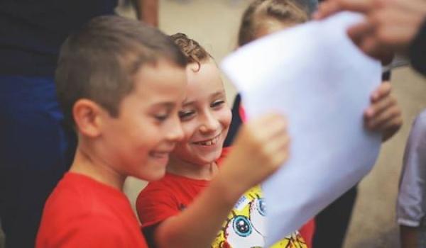 Going. | G–Dzieci poeci? | Warsztaty rodzinne dla dzieci 6-10 lat - Muzeum Łazienki Królewskie