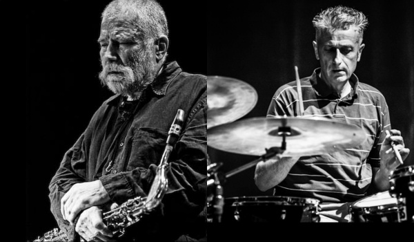 Going. | Peter Brötzmann & Steve Noble - w zastępstwie za koncert FIRE! - Pardon, To Tu