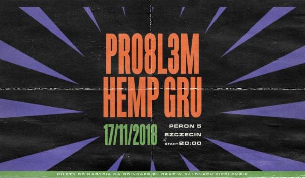 Going. | PRO8L3M x Hemp Gru // Szczecin - Peron 5