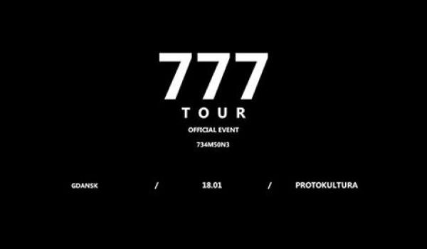 Going. | Zeamsone / 777 TOUR - Protokultura - Klub Sztuki Alternatywnej
