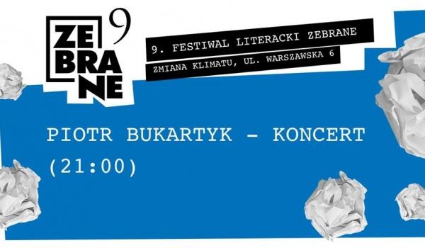 Going. | Piotr Bukartyk na Zebranych - Klub Zmiana Klimatu