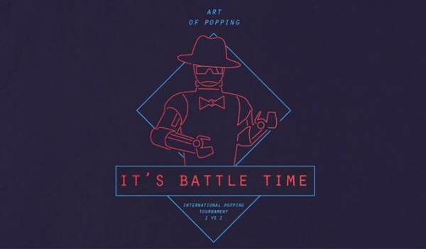 "Going. | Art of Popping ""It's Battle Time"" - Forum Przestrzenie"