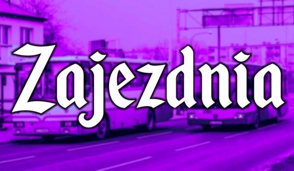 Going. | Zajezdnia: Łódź - DOM Łódź