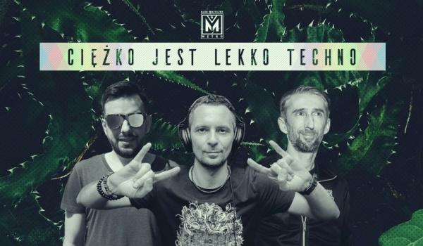 Going. | Ciężko jest lekko techno - Klub Metro