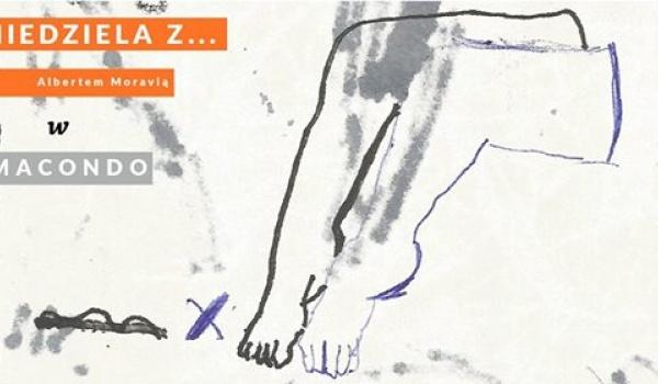 Going. | Niedziela z Albertem Moravią - Macondo Galeria sztuki · Kawiarnia · Księgarnia