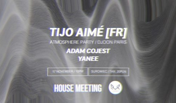 Going. | House Meeting - Surowiec