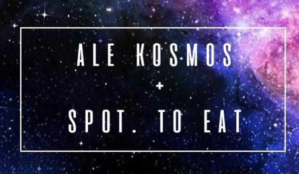 Going. | Warsztaty kulinarne z ALEkosmos_słodycze - SPOT.