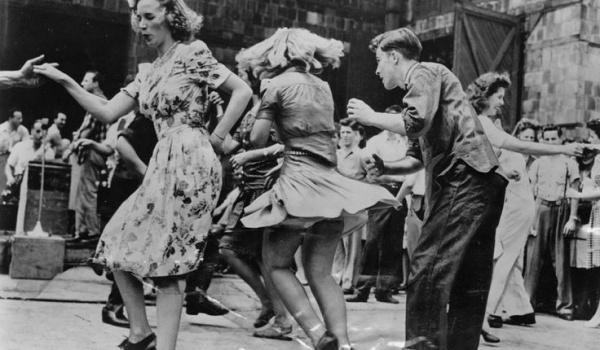 Going. | Swing w Piwnicy - potańcówka w stylu retro - Piwnica Kany