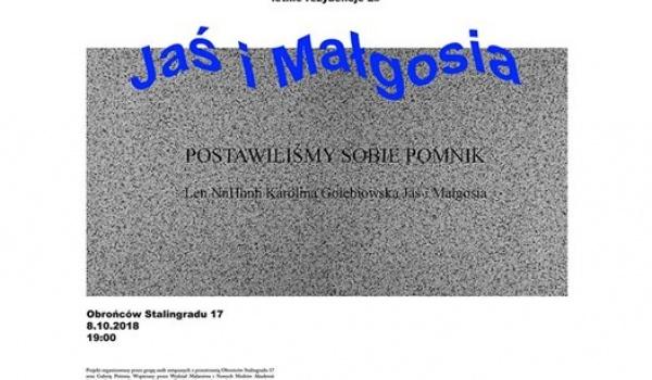 Going. | Jaś i Małgosia: Postawiliśmy sobie pomnik - Obrońców Stalingradu 17