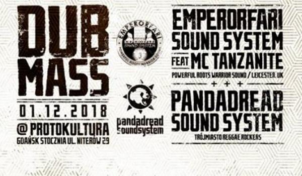 Going.   DubMass#36: Emperorfari SoundSystem (UK)+ Pandadread SoundSystem - Protokultura - Klub Sztuki Alternatywnej