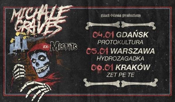 Going.   Michale Graves (ex - Misfits) / 04.01 / Gdańsk / Protokultura - Protokultura - Klub Sztuki Alternatywnej