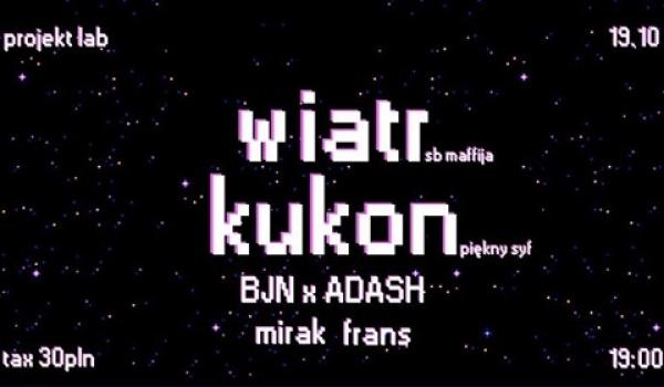 Going. | Wiatr x Kukon at Projekt lab, Poznań - Projekt LAB