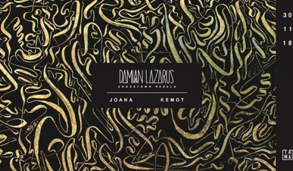 Going. | Damian Lazarus w Tamie - Tama