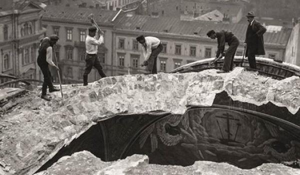 Going. | Odzyskana. Fotoreportaż z Warszawy 1918–1939 - Dom Spotkań z Historią