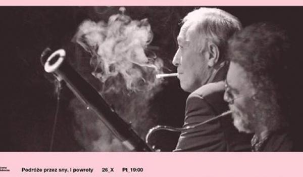 Going. | Podróże przez sny. I powroty / Orbis Tertius - Scena Robocza - Centrum Rezydencji Teatralnej
