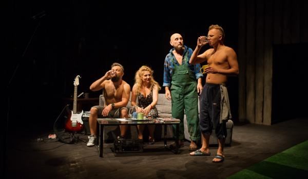 Going. | Sąsiedzi - Teatr Dramatyczny im. A. Węgierki w Białymstoku