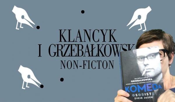 Going. | Klancyk: Non fiction feat. Magdalena Grzebałkowska - Klub Komediowy
