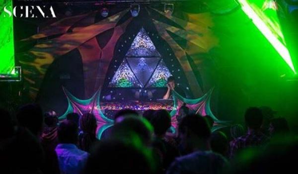 Going. | SektaTransSelekta #2 - Be Psychedelic spotyka Moontrip - DOM