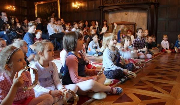 Going. | Co słychać w lesie? – Mały Salon Muzyczny - Muzeum Pałac Herbsta