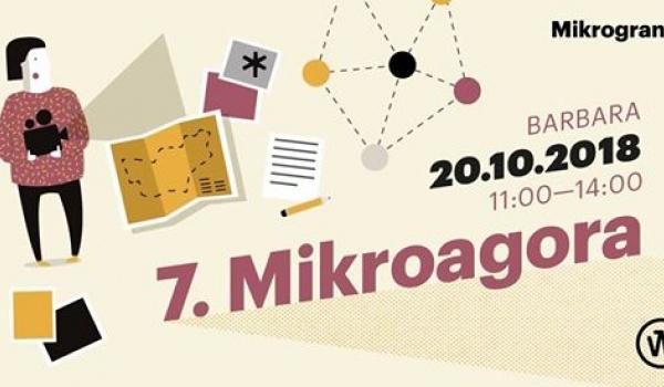 Going. | 7. Mikroagora | Poznajmy siebie i zwycięskie pomysły - Barbara. Infopunkt, kawiarnia, kultura