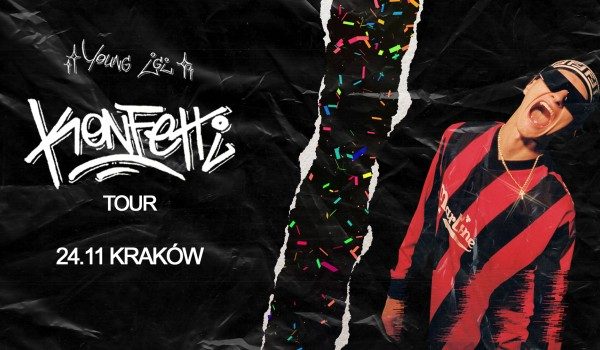 Going. | Young Igi / Kraków / Konfetti Tour! - Zet Pe Te