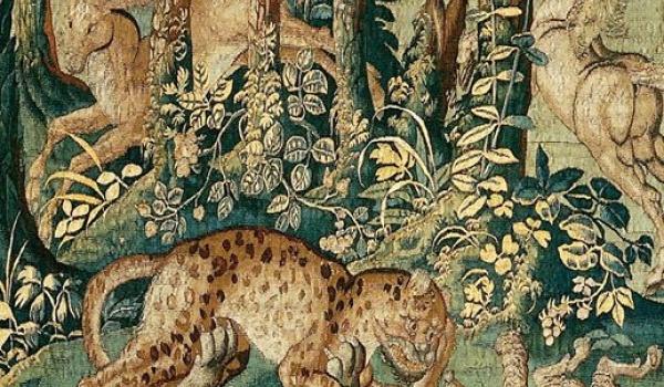 Going. | Poszukiwacze skarbów: dzikość natury (zapisy obowiązkowe!) - Muzeum Sztuk Użytkowych - Oddział Muzeum Narodowego