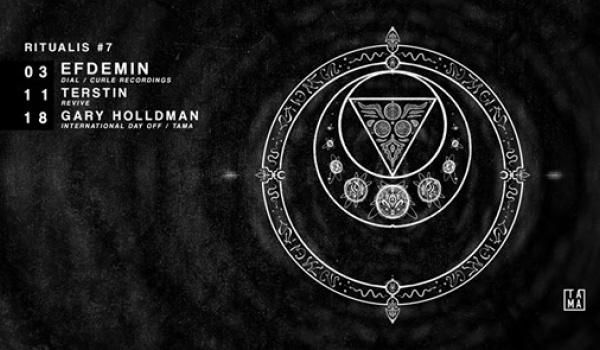 Going. | Ritualis #7: Efdemin - Tama