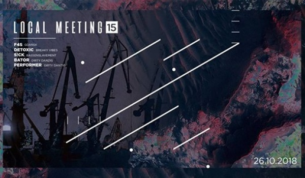 Going.   DirtyDanzig pres. Local Meeting 15 + Halloween X - Protokultura - Klub Sztuki Alternatywnej
