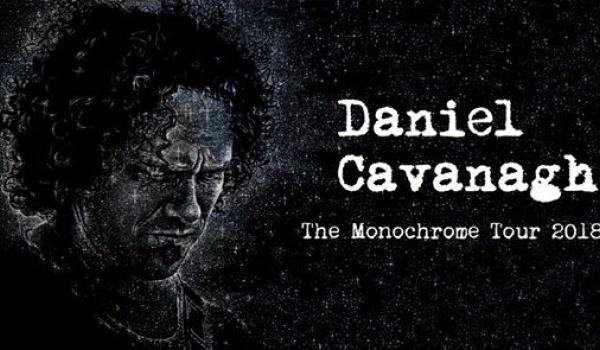 Going.   Daniel Cavanagh - The Monochrome Tour 2018 - Protokultura - Klub Sztuki Alternatywnej