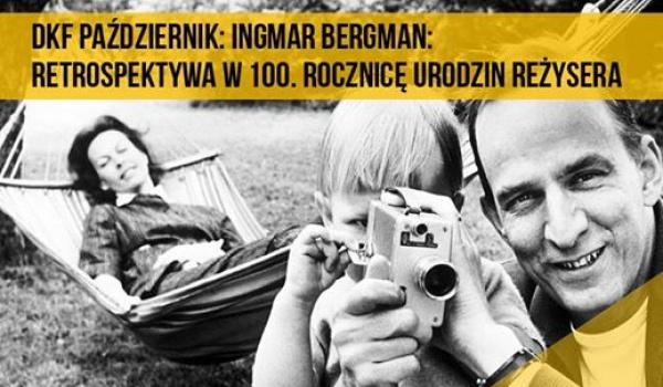 Going. | DKF - październik z Bergmanem - DCF