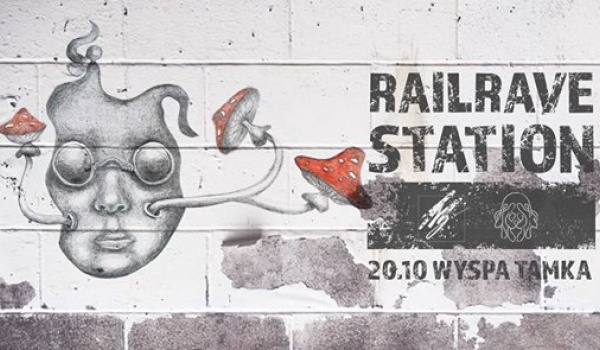 Going. | RailRave Station - Wyspa Tamka