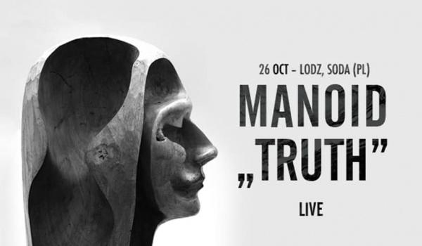 "Going. | Manoid ""Truth"" Album Tour - SODA Underground Stage"