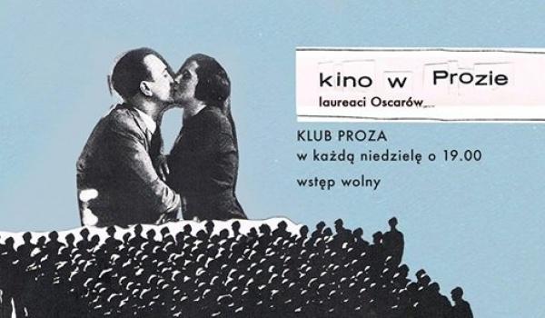 Going. | Kino w Prozie: Laureaci Oscarów - PROZA